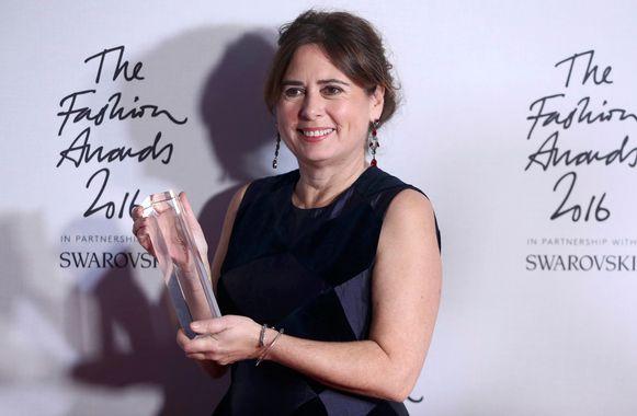 De vorige hoofdredacteur Alexandra Shulman was 25 jaar de baas van de Britse Vogue.