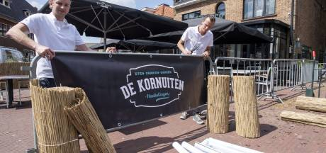 Beveiliger bij café in Haaksbergen om naleven coronaregels af te dwingen