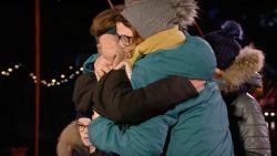 Michèle voor het eerst in tranen door familie van Dennis, die al een jaar vecht tegen kanker