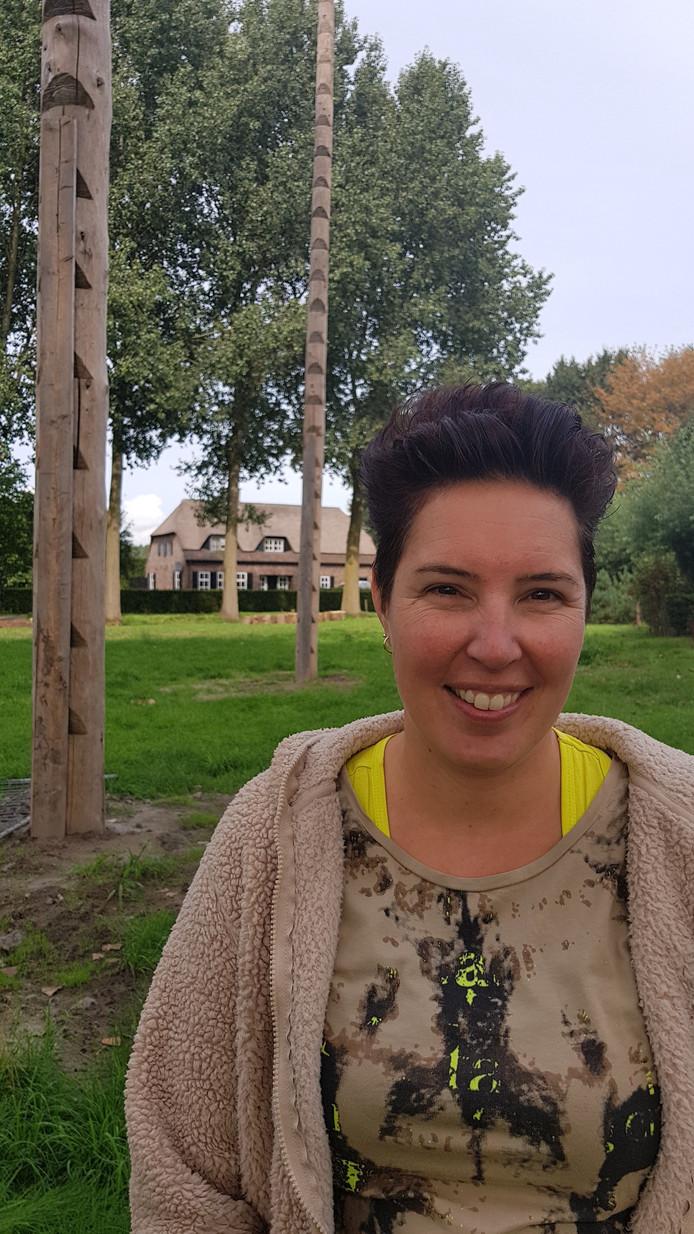 'Clubvrouw' Annemarie van der Wijst uit Wijbosch
