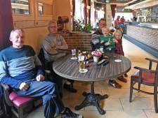 Voorlopig laatste rondje in Vlaamse cafés; streek nu helemaal drooggelegd