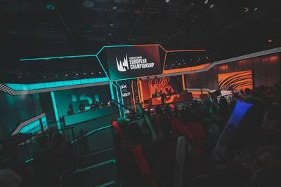 Een weekend vol actie in Europese League of Legends-competitie