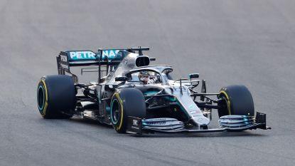Hamilton zet kroon op het werk: Britse wereldkampioen knalt soeverein naar de zege in Abu Dhabi