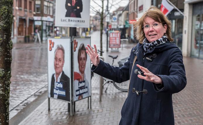 Anke Sonnemans van D66.