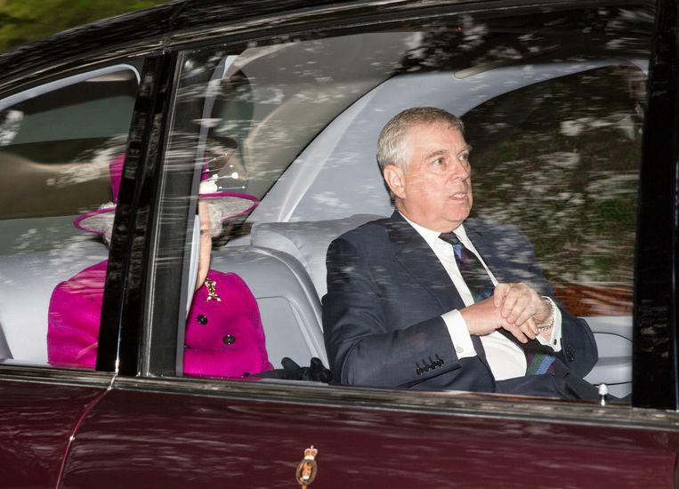 Prins Andrew. Beeld AP