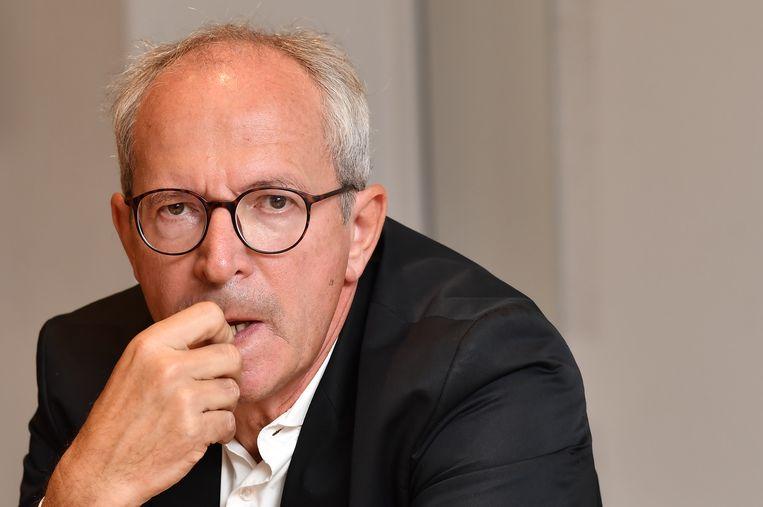 Renaat Landuyt beloofde plechtig dat hij geen burgemeester meer zal worden als hij ook maar één stem minder krijgt dan in 2012.