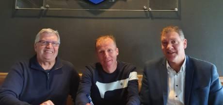 Roel Nabuurs ook volgend seizoen trainer bij Brabantia