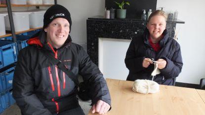 Home Thaleia opent extern werkatelier in Groenstraat