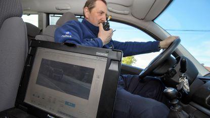 Politie controleert meer dan 1.500 auto's op snelheid