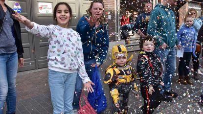 Enkel in Wellen confettiverbod voor carnaval:  Sint-Truiden, Borgloon en Heers gooien lustig verder