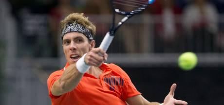 Raonic helpt Canada aan Davis Cup-winst op Oranje