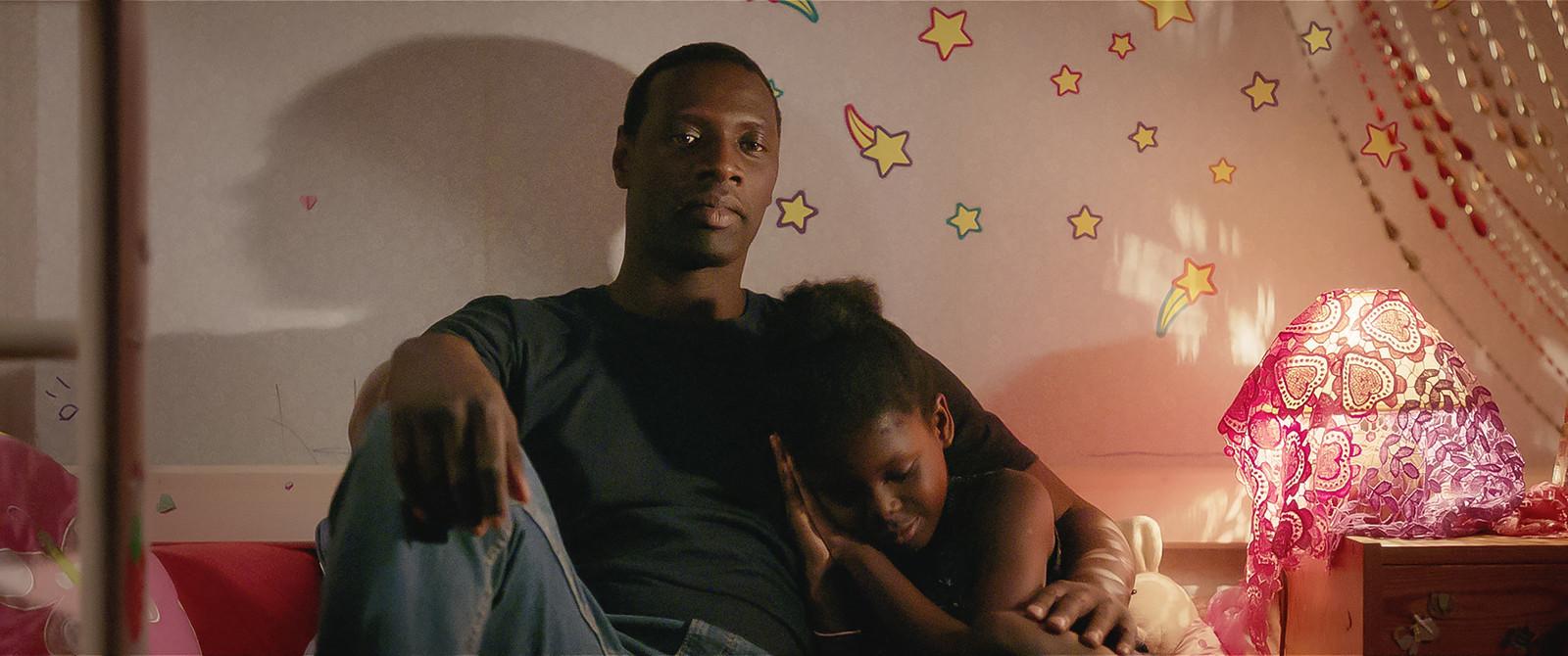 """Omar Sy est le héros du film """"Le prince oublié"""""""