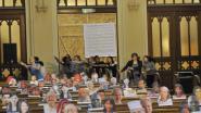 500 jaarnaLuther: organisatie spijkert nieuwestellingentegenkerkdeur
