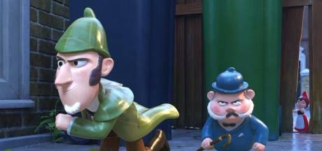 Vergezochte kabouterchaos in animatiefilm Sherlock Gnomes