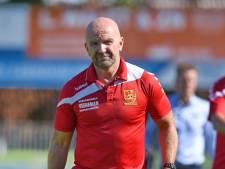 CSV Apeldoorn en trainer Schefczyk per direct uit elkaar