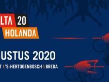 Wie heeft een goed idee rond de Vuelta Holanda? Er is 6 ton beschikbaar