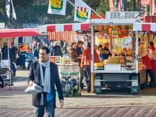 Weekmarkt in Gennep mag weer open, maar alleen met voedselkramen