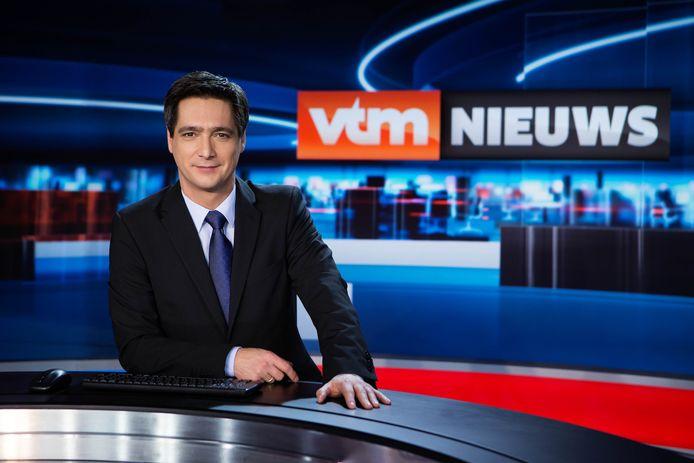 Stef Wauters noemde Zomergem 'een dorpje' in het VTM Nieuws.