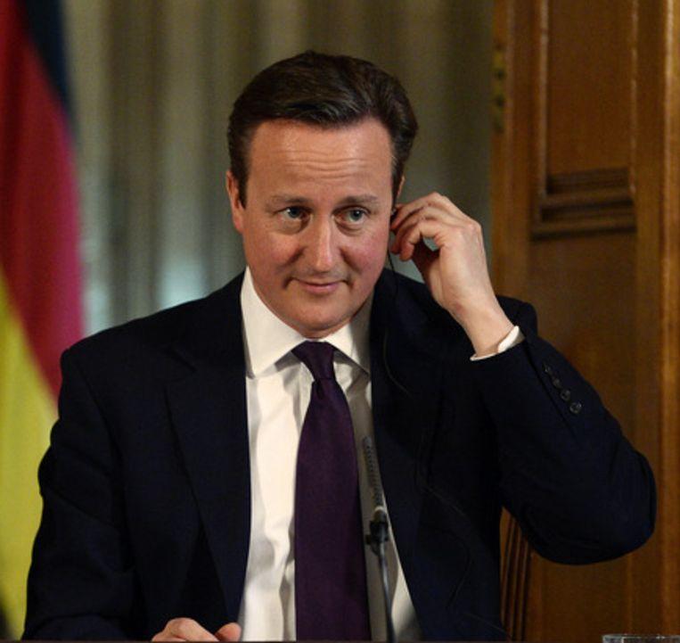 David Cameron Beeld getty