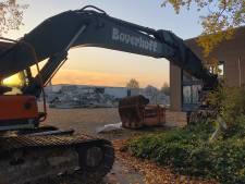 Sloop van de fabrieken Van Besouw is weer hervat in Goirle