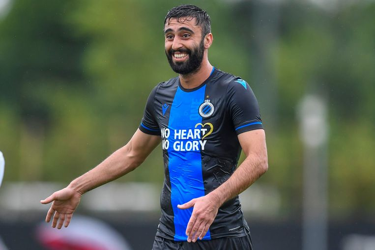 Kaveh Rezaei is terug op uitleenbasis aan de slag bij Charleroi