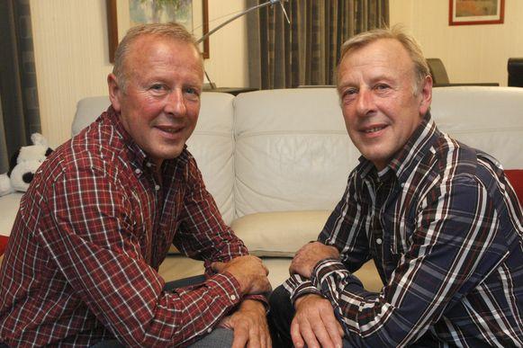 Willy en Freddy Van Winkel.