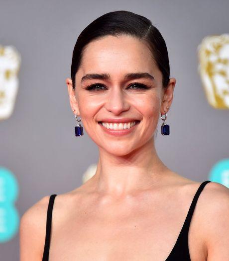 L'émouvante lettre d'Emilia Clarke aux médecins qui lui ont sauvé la vie