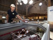 Barbecuepakketten uit eigen streek zijn onverminderd populair