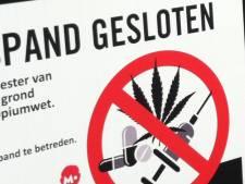 Zwabberend drugsbeleid: Damocles-ontheemde wet wordt rigide toegepast