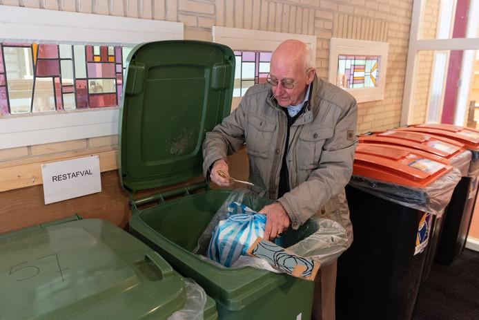 Rob Kleinegris - afvalvrije scholen  verslag: Piet van Dijk