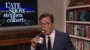 Amerikaanse talkshowhost drinkt Hoegaarden