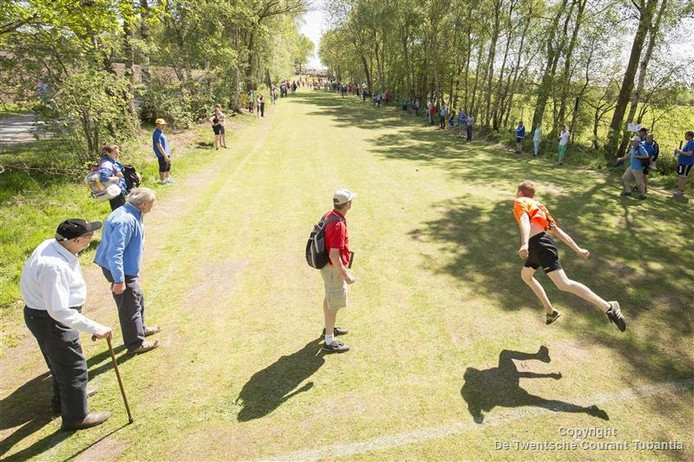 Het Nederlands kampioenschap is zondag in Geesteren.