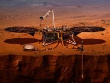 InSight moet inzicht verschaffen in de diepste geheimen van Mars