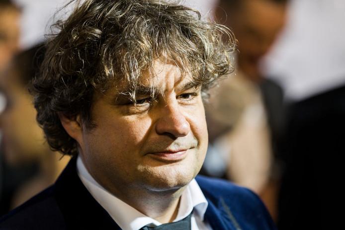 Frank Lammers, de regisseur van de PSV-musical.