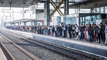 Termont wil maar vier sporen vernieuwen aan Gent Sint-Pieters