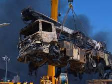 Bij brand in Hapert verwoeste hoogwerker is alweer vervangen