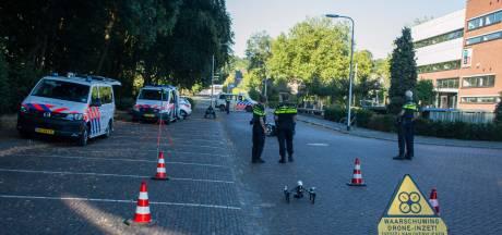 Politie zet drone in na ongeluk met twee gewonden in Nijmegen