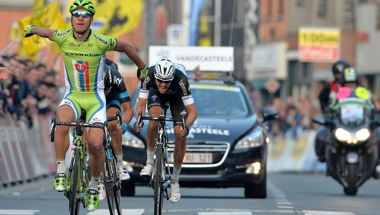Peter Sagan was vorig jaar de beste in de E3 Harelbeke