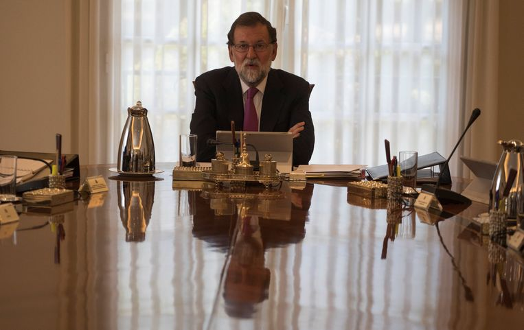 Mariano Rajoy Beeld reuters