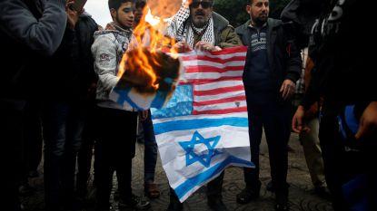Relatie op scherp gezet tussen VS en Palestina na nieuwe maatregelen