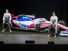 Formule 1-team Racing Point gaat vanaf 2021 verder als Aston Martin