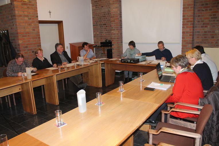 Raadslid Kristof De Cuyper wil dat de gemeenteraad voortaan ook eens in een Pepingse deelgemeente georganiseerd wordt. (Archiefbeeld)