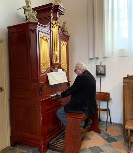Orgel Vlijmen 50 jaar: 'Is net zo belangrijk als dominee'