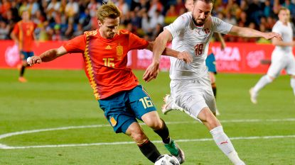 Ook Spanje kan zijn oefenmatch niet winnen, Mexico en Costa Rica tanken wél vertrouwen, 'cocaïnespits' slaat toe voor Peru