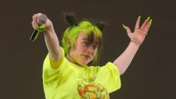 Billie Eilish bekroond tot jongste 'Woman of the Year' ooit