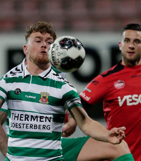 Ingedut GA Eagles verspeelt zege bij Helmond Sport