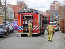 Bewoner gewond bij woningbrand in Zoetermeer