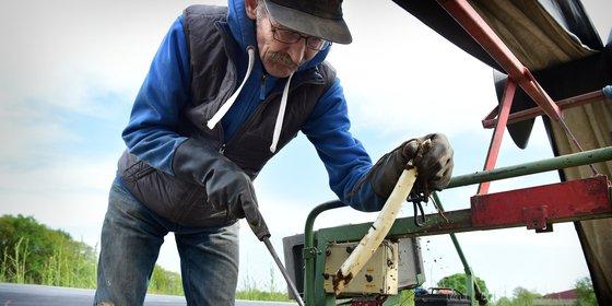 Hoe het witte goud uit hét aspergedorp van Nederland verdwijnt