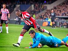 PSV is thuis oppermachtig in voorrondes Europa League