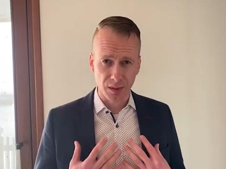 Burgemeester Urk spreekt: 'Hier is een grens bereikt!'
